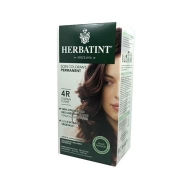 Herbatint HERBATINT 4R Copper Chestnut (Bakır Kahve) 150 ml Bitkisel Saç Boyası Kahve